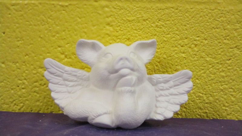 Pig Angel Shelfsitter