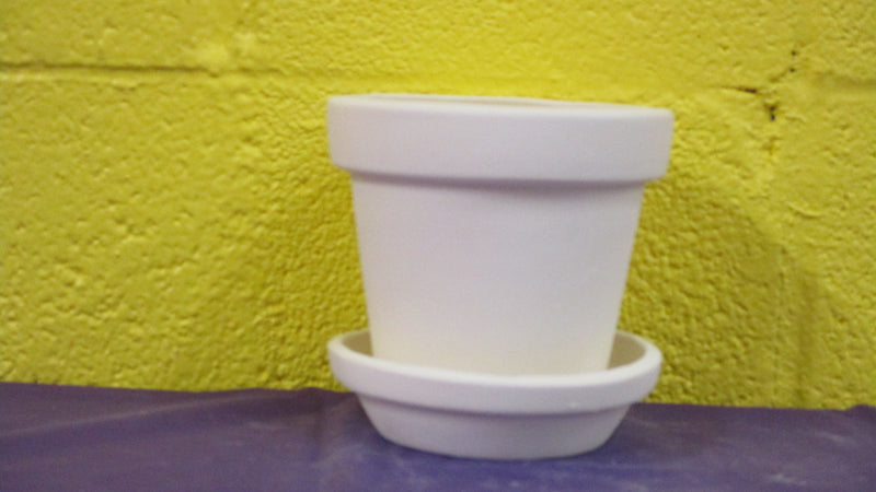 Flower Pot 2 pc