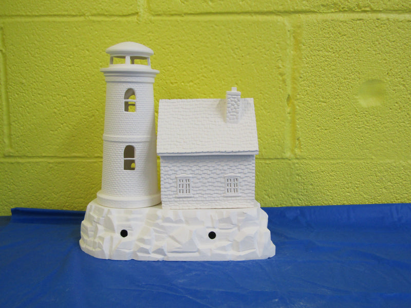 Lighthouse - Marianville Seaside Wharf, 3pc
