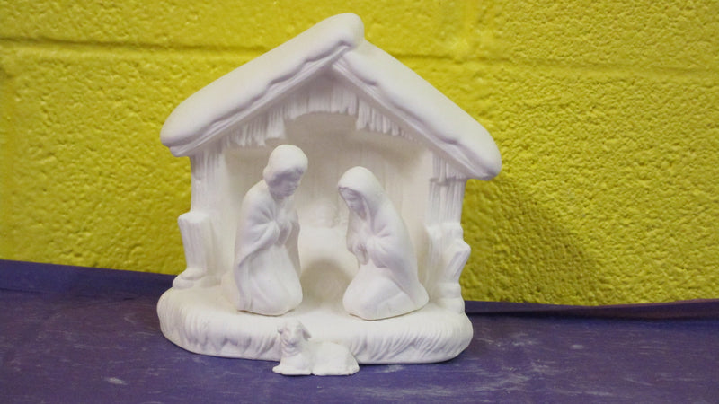 Nativity (4pc)