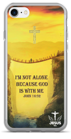 I'm Not Alone - iPhone 7 and 7 Plus Case