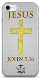 John 3:16 - iPhone 7 and 7 Plus Case - Jesus Gift Store