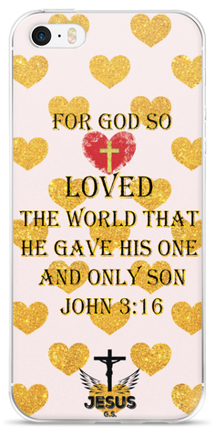 Loved The World - iPhone 6/6s, 6/6s - Jesus Gift Store