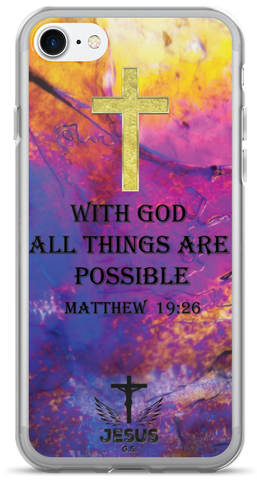 Possible - iPhone 7 and iPhone 7 Plus Case - Jesus Gift Store