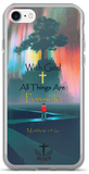 All Things - iPhone 7 and iPhone 7 Plus Case - Jesus Gift Store