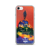 Move Mountains iPhone 7 and 7 Plus Case - Jesus Gift Store