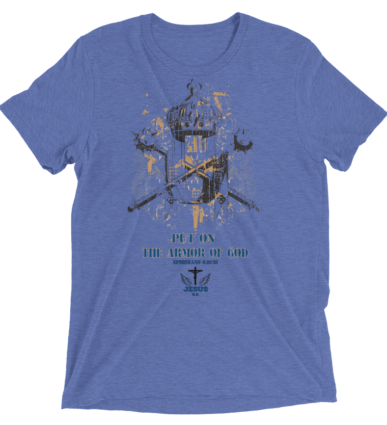 Armor Of God (TRIBLEND) - in 8 colors