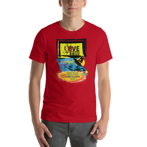 Love You - in 14 colors