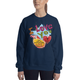 Love You (CREWNECK) - in 8 colors
