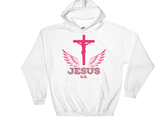 Jesus - in 5 colors