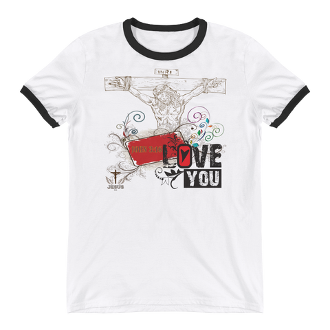 Jesus Loves You - in 2 colors - Jesus Gift Store
