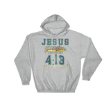 Philippians 4:13 (HOODED) - in 8 colors