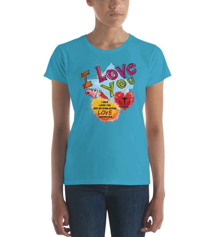 Love You (CLASSIC FIT) - in 15 colors