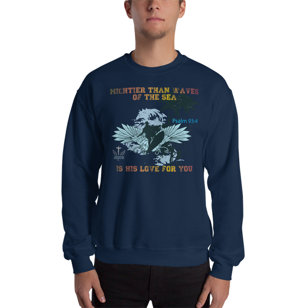 Waves (CREWNECK) - in 5 colors