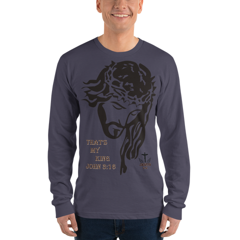 My King (LONG SLEEVE) - in 2 colors
