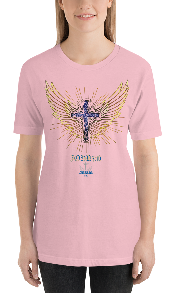Angel Wings (JERSEY) - in 12 colors
