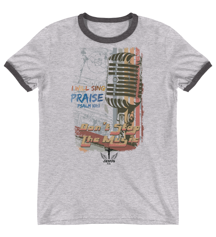 Praise (VINTAGE) - in 4 colors