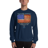 God Bless America (CREWNECK) - in 6 colors