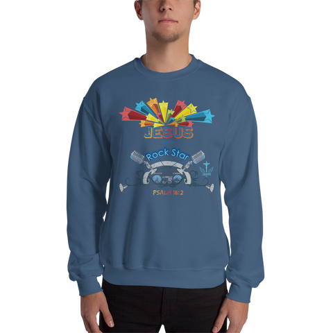 Rock Star (CREWNECK) - in 6 colors