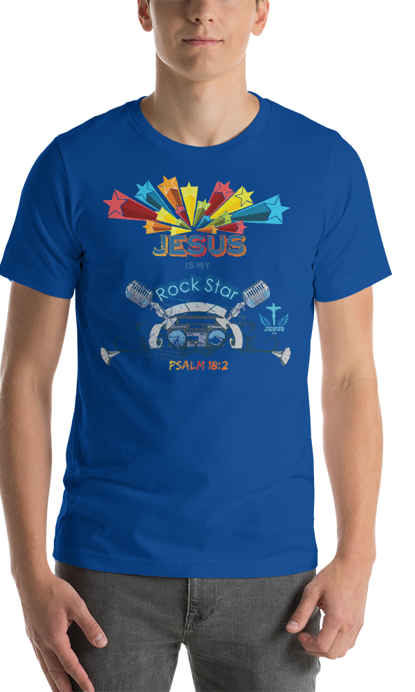 Rock Star (JERSEY) - 13 colors