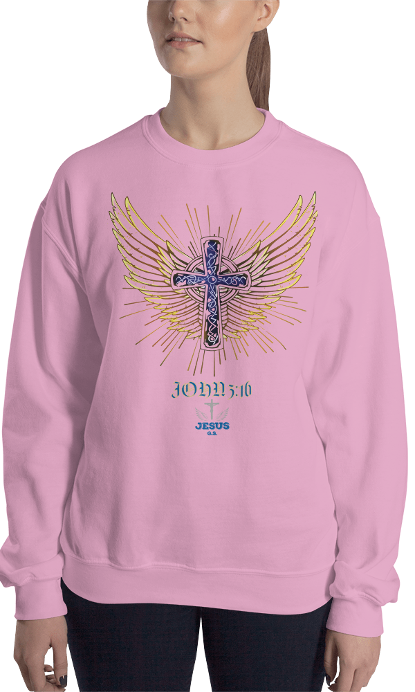 Angel Wings (CREWNECK) - in 4 colors