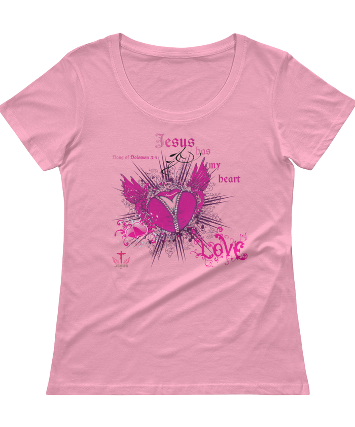 My Heart - in 5 colors - Jesus Gift Store