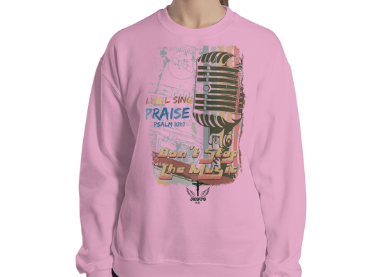 Praise (CREWNECK) - in 7 colors