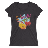 Love You (WOMEN'S FITTED) - in 15 colors