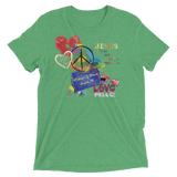 Peace (TRIBLEND) - in 10 colors