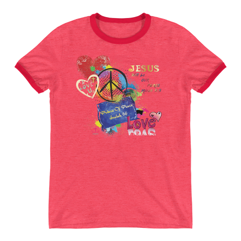 Peace (VINTAGE) - in 4 colors