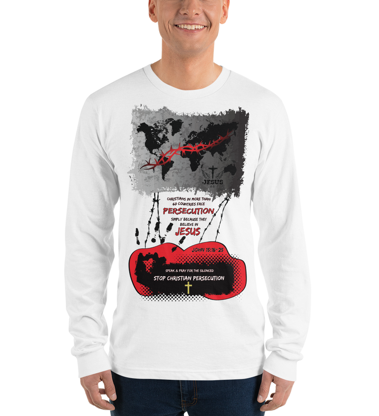 Persecution (LONG SLEEVE) - in 2 colors