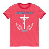 John 3:16 (VINTAGE) - in 3 colors - Jesus Gift Store