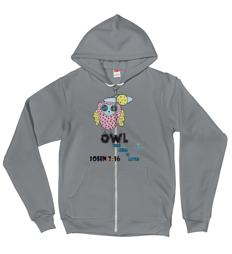 Owl You Need (Made in the U.S.A.) - in 5 colors