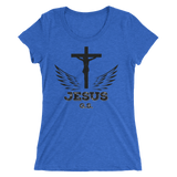 Jesus (WOMEN'S FITTED) - in 12 colors