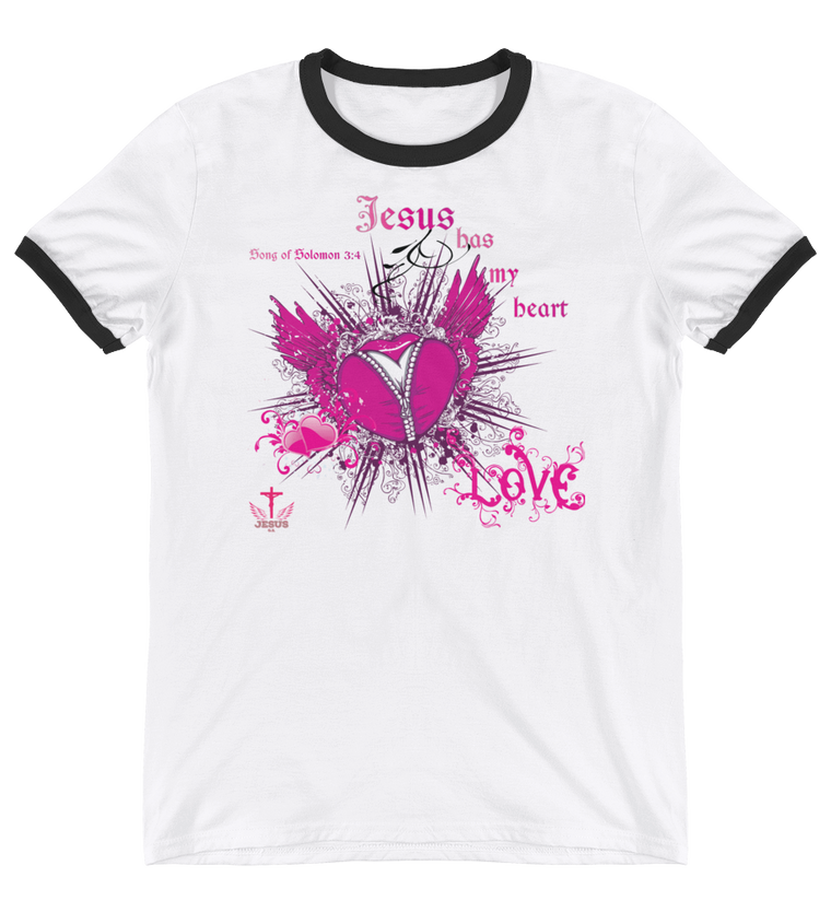 My Heart - in 3 colors - Jesus Gift Store