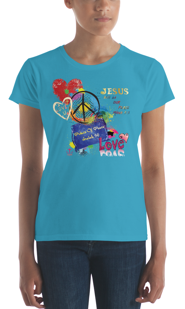 Peace (CLASSIC FIT) - in 10 colors
