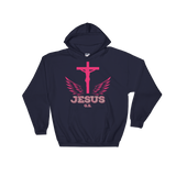 Jesus (HOODED SWEATSHIRT) - in 5 colors