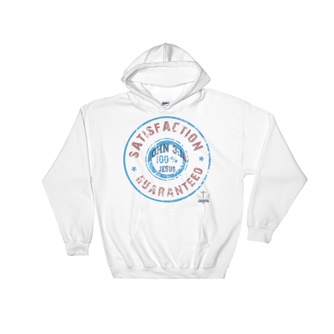 Satisfaction (HOODED) - in 6 colors