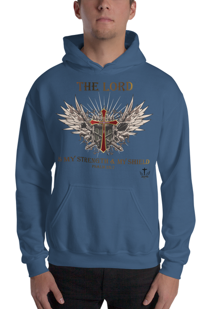 The Lord (HOODED SWEATSHIRT) - in 6 colors