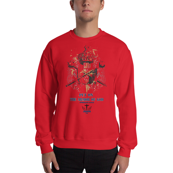 Armor (CREWNECK) - in 5 colors