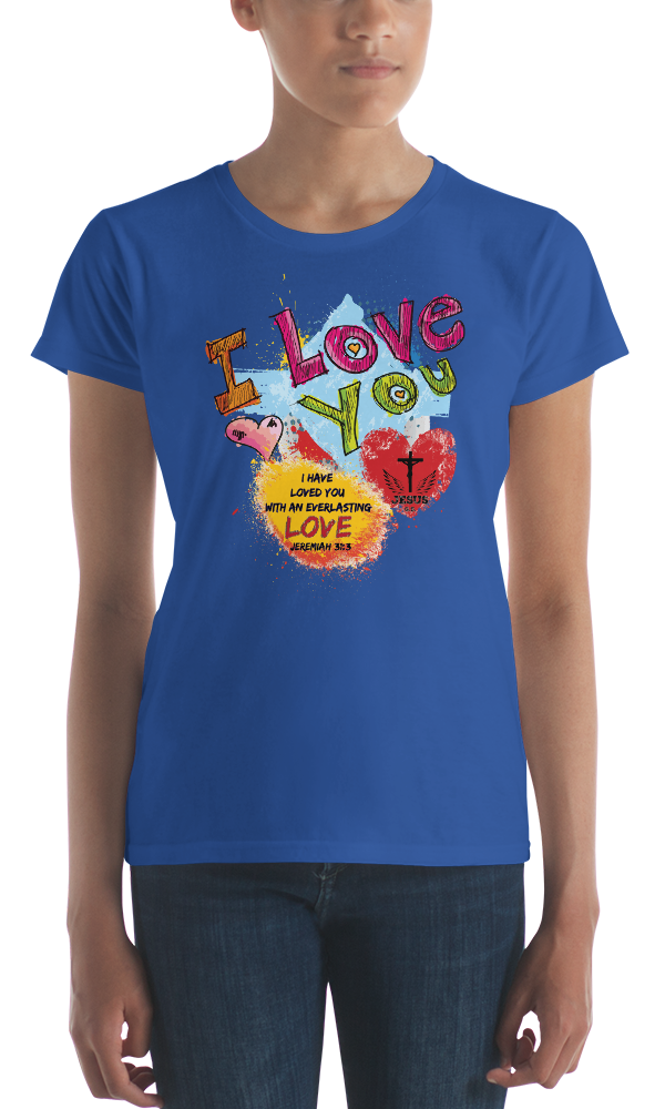 Love You (CLASSIC FIT) - in 10 colors