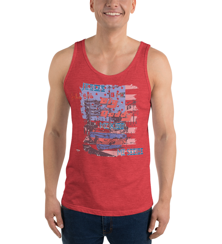 Big Daddy (TANK) - in 5 colors