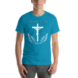 John 3:16 (JERSEY) - in 14 colors - Jesus Gift Store