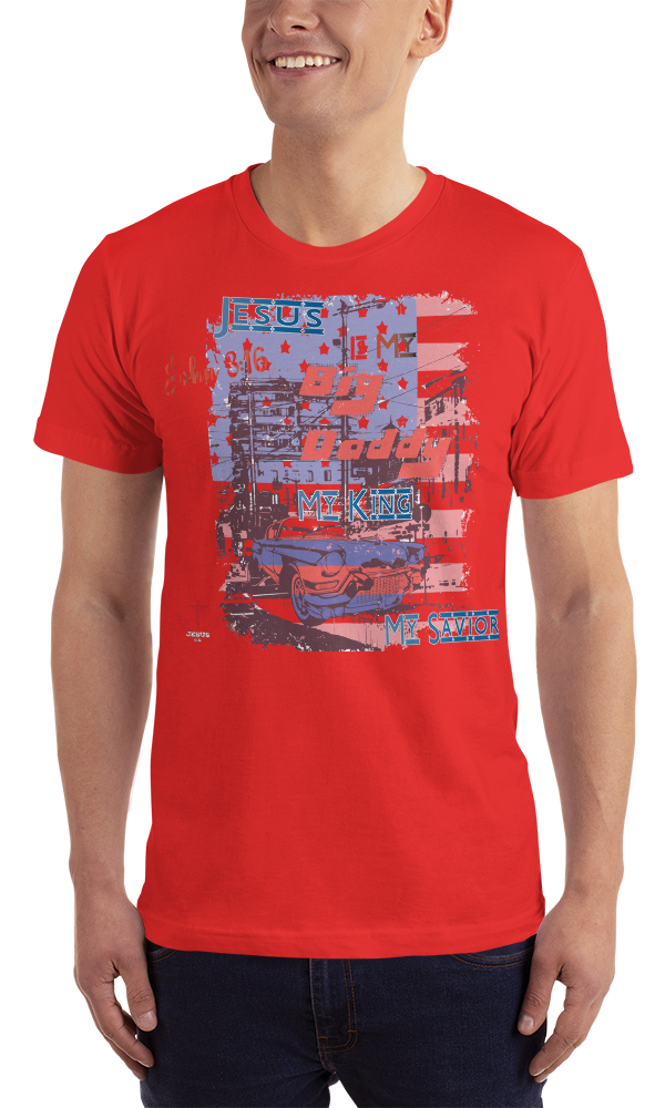 Big Daddy (Made in the U.S.A.) - in 9 colors