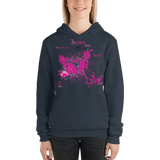My Heart (FLEECE HOODIE) - in 5 colors