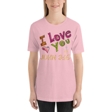 I Love You (JERSEY) - in 14 colors