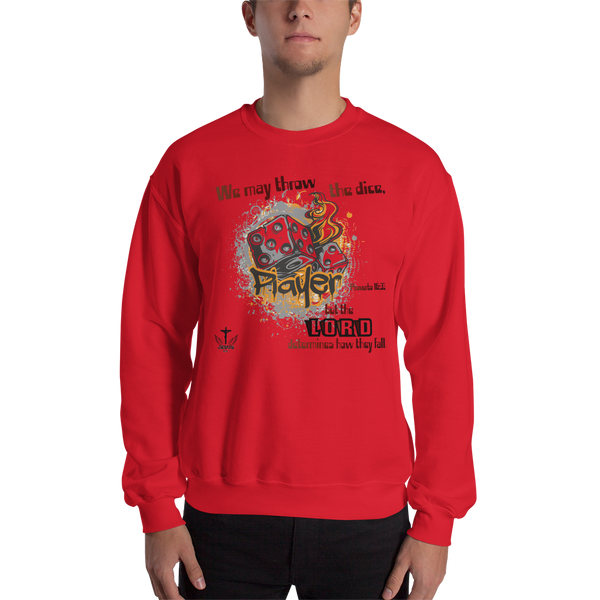 Roll The Dice (CREWNECK) - in 5 colors