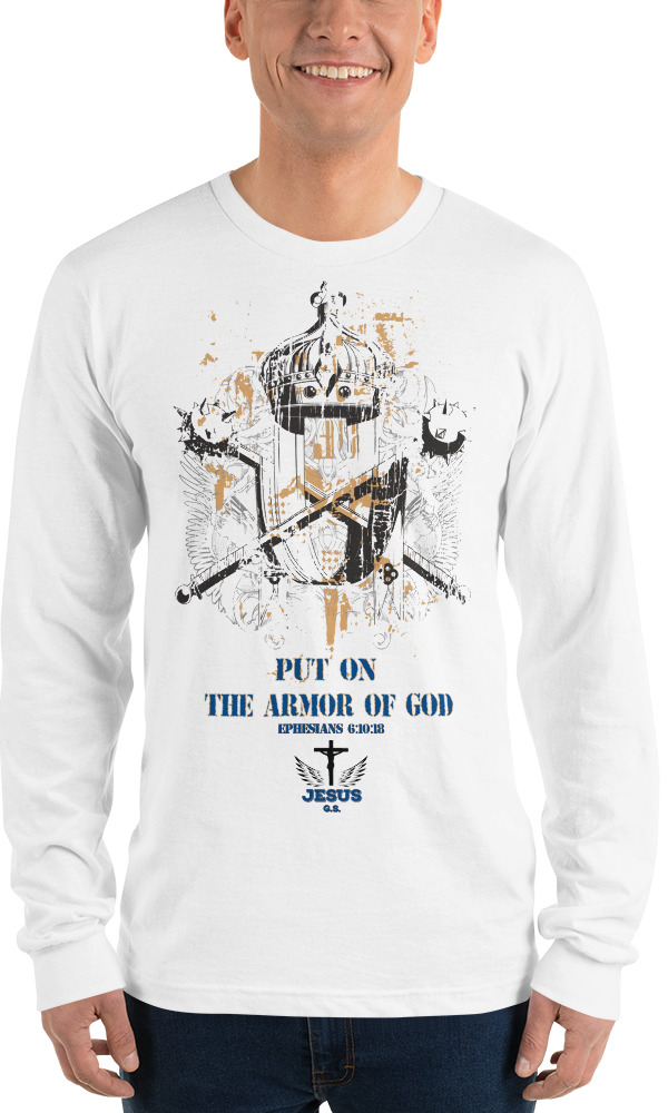 Armor Of God (LONG SLEEVE) - in 2 colors