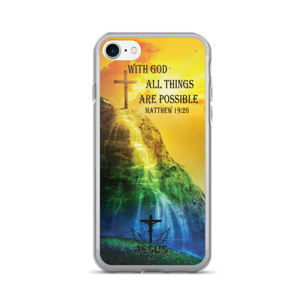 With God - iPhone 7 and 7 Plus Case
