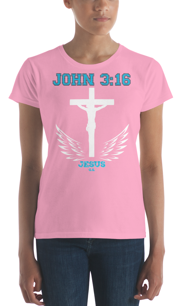John 3:16 (CLASSIC FIT) - in 9 colors
